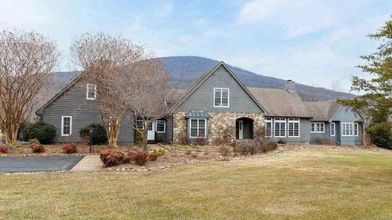 Homesites from one acre to hundreds of acres in the central Virginia Blue Ridge Mountains