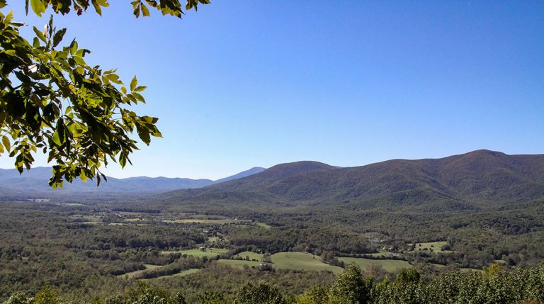 Rockfish Valley in the Virginia Blue Ridge Mountains-- one of the most beautiful places in the world.